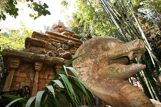 The Magic of Disney Parks Storytelling: Indiana Jones Adventure at Disneyland Park