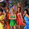 Tinker Bell and her fairy friends got together to celebrate Disney Fairies Week.