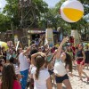 "Guests can enjoy a taste of the new Disney Channel Original Movie ""Teen Beach Movie"" at Disney's Typhoon Lagoon Water Park during the daily beach parties."