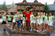 Miss America Contestants Take Center Stage at Walt Disney World Resort