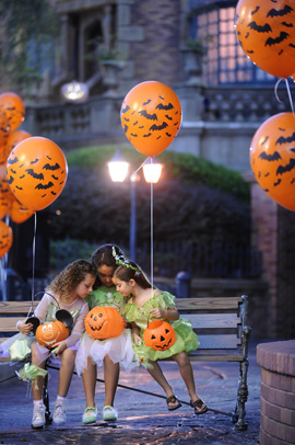 Mickey's Not-So-Scary Halloween Parties at Magic Kingdom Park