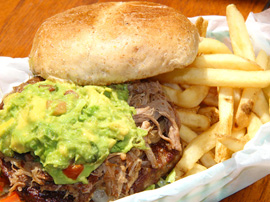 'Secret Finds' Worth Sharing at Disneyland Resort: The Carnitas Burger at Disney's Grand California Hotel & Spa