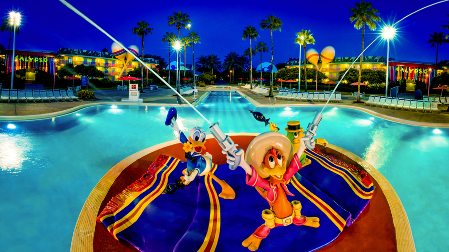Florida Residents Get Great Rates on Walt Disney World Resort Stays in Late S