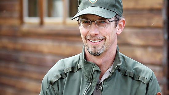 Wildlife Wednesdays: Live Chat Hosted by Disneynature—National Parks Service Ranger Roy