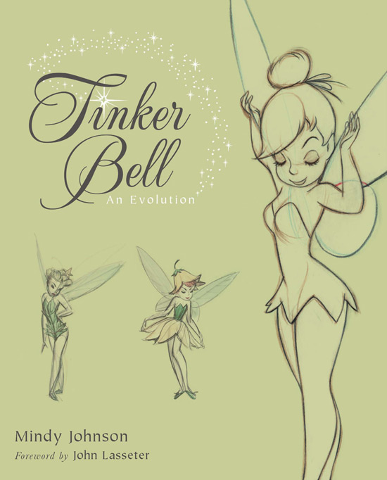 'Tinker Bell: An Evolution' by Mindy Johnson