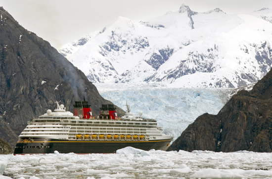 Disney Cruise Line in Alaska