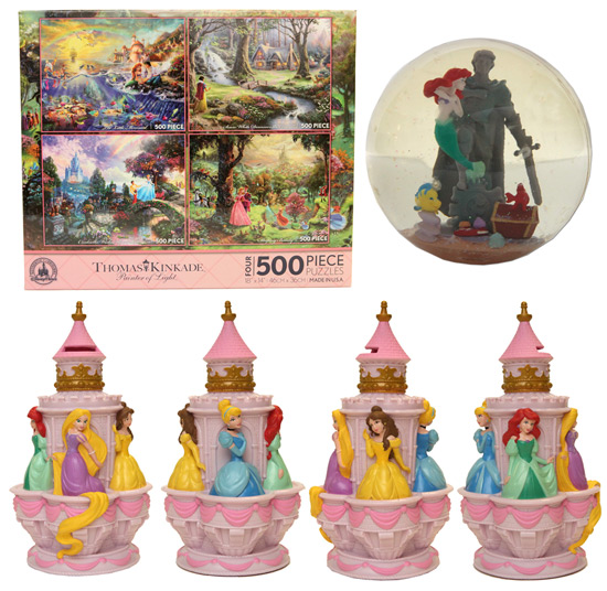 Disney Princess Toys Coming to Disney Parks for Fall 2013