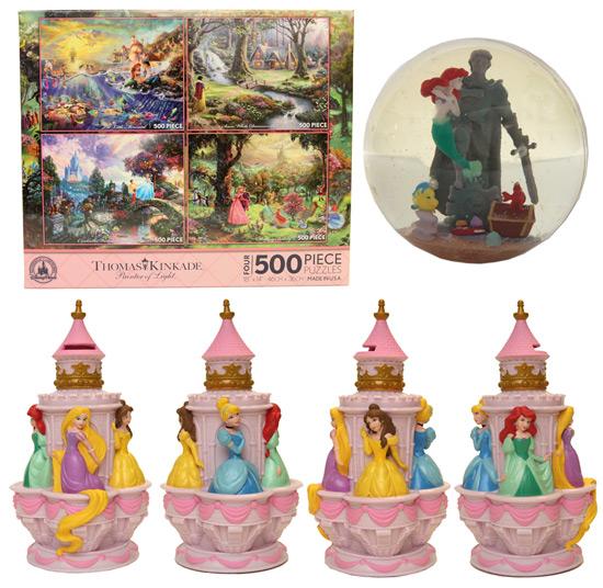 Disney Princess Toys Coming to Disney Parks for Fall 2013