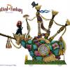 Merida's 'Disney Festival of Fantasy Parade' Float