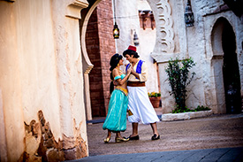 Vintage Walt Disney World: Morocco Pavilion Opens At Epcot