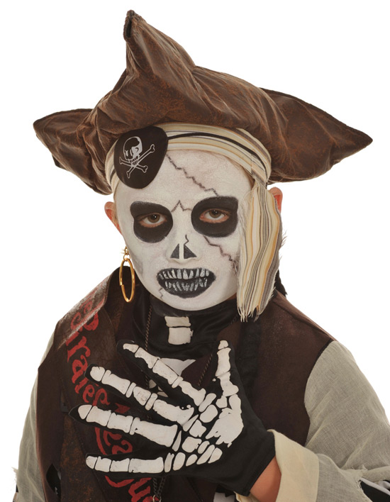 Pirate Look for Halloween Time at the Disneyland Resort