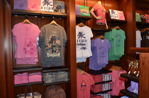 Clothing Available at Aulani, a Disney Resort & Spa