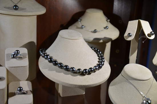 Maui Divers Tahitian Pearl Jewelry Collection Available at Hale Manu at Aulani, a Disney Resort & Spa