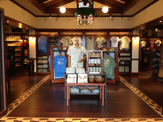Kālepa's Store at Aulani, a Disney Resort & Spa