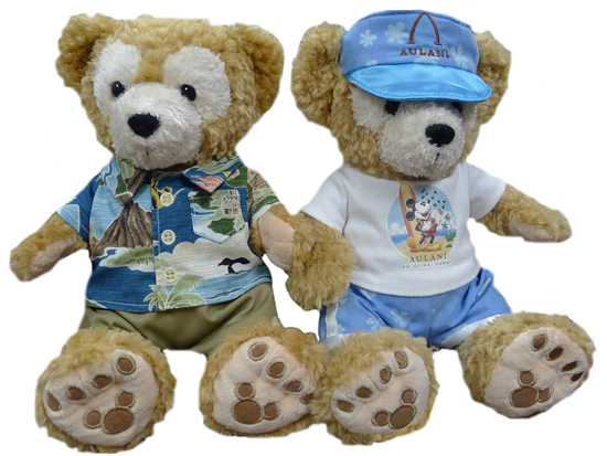 Aulani-Inspired Duffy Outfits Available at Aulani, a Disney Resort & Spa