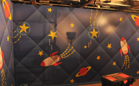 Andy's Room in Disney's Oceaneer Club on the Re-Imagined Disney Magic