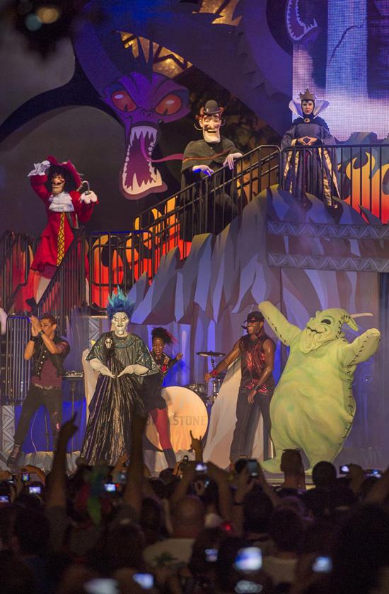 Disney Villains Stir Up Friday the 13th Fun at Disney's Hollywood Studios