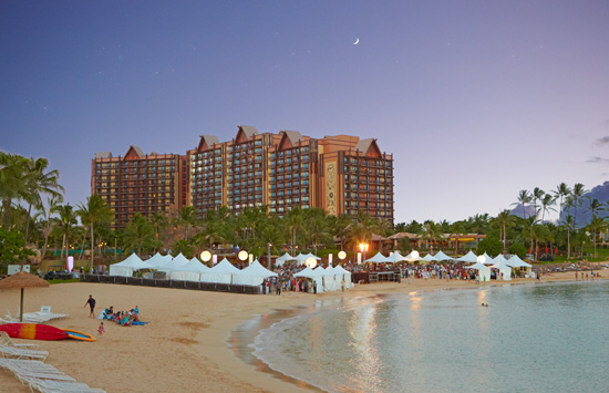 Hawai`i Food & Wine Festival Features Aulani, a Disney Resort & Spa