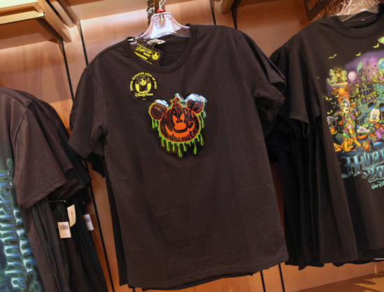 Sound Activated Light-Up T-Shirt Available at Disney Parks