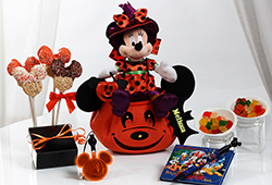 Minnie's Trick & Treat Pumpkin From Disney Floral & Gifts