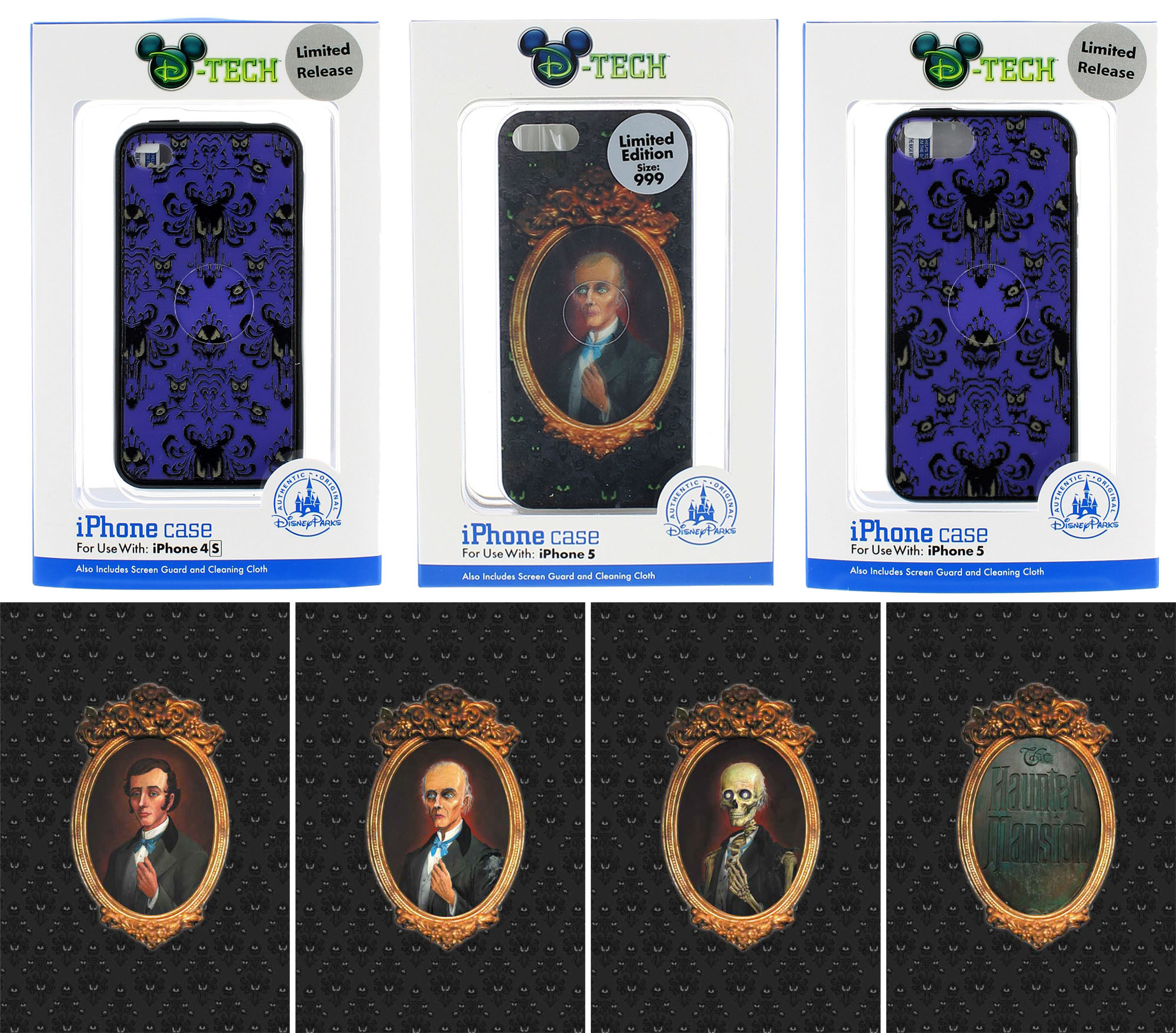 Look at Recent and Future Haunted Mansion Merchandise at Disney ...