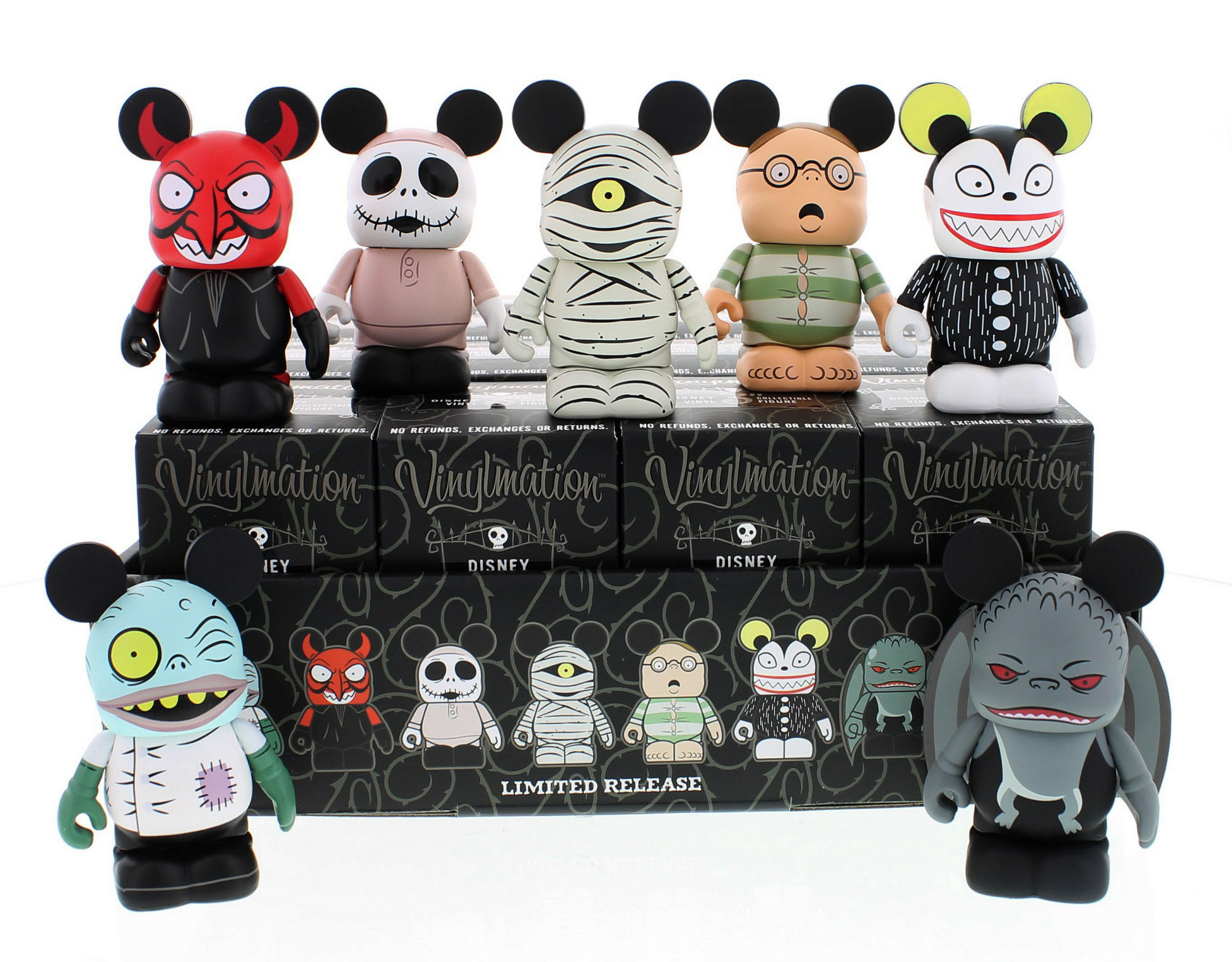 Nightmare Before Christmas Archives - Vinylmation Kingdom