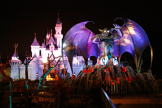 Haunted Halloween celebration At Hong Kong Disneyland