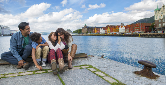 Adventures by Disney Launches 'Norway: Fjords, Bergen & Oslo'