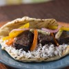 Beef Short Ribs with Naan