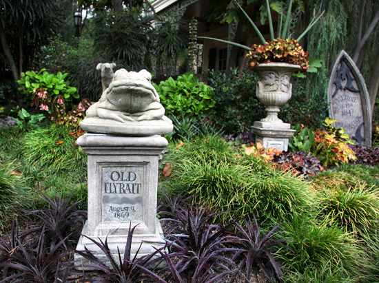 Finish that Tombstone at Disneyland Park: Old Flybait