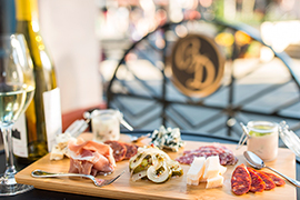 Artisanal Cheeses Available at The Hollywood Brown Derby
