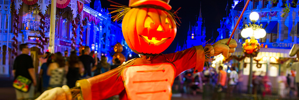 Halloween at Walt Disney World Resort