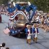 'America on Parade' at Magic Kingdom Park in 1975