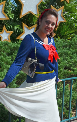 Main Street Style at Disney Parks: Donald Duck