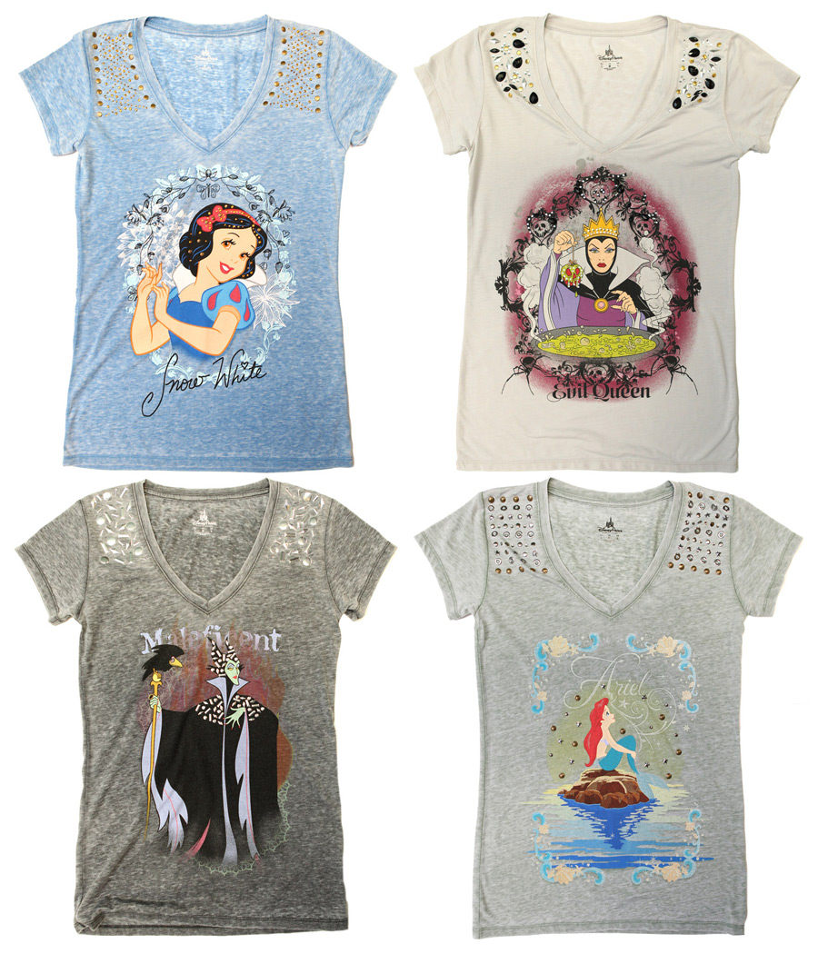 Cinderella Slipper Tee for Women | Tees, Tops & Shirts | Disney Store