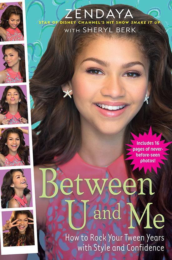'Between U and Me' by Zendaya with Sheryl Berk