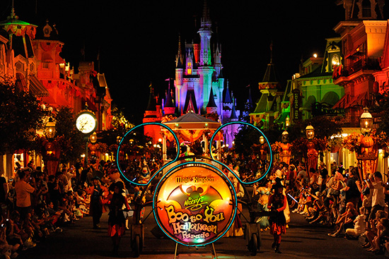 Mickey's Not-So-Scary Halloween Parties Returned on September 10