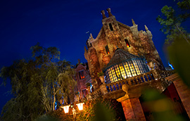 The Haunted Mansion at Magic Kingdom Park