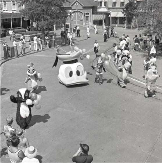 'Mickey Mouse Club' Parade at Magic Kingdom Park