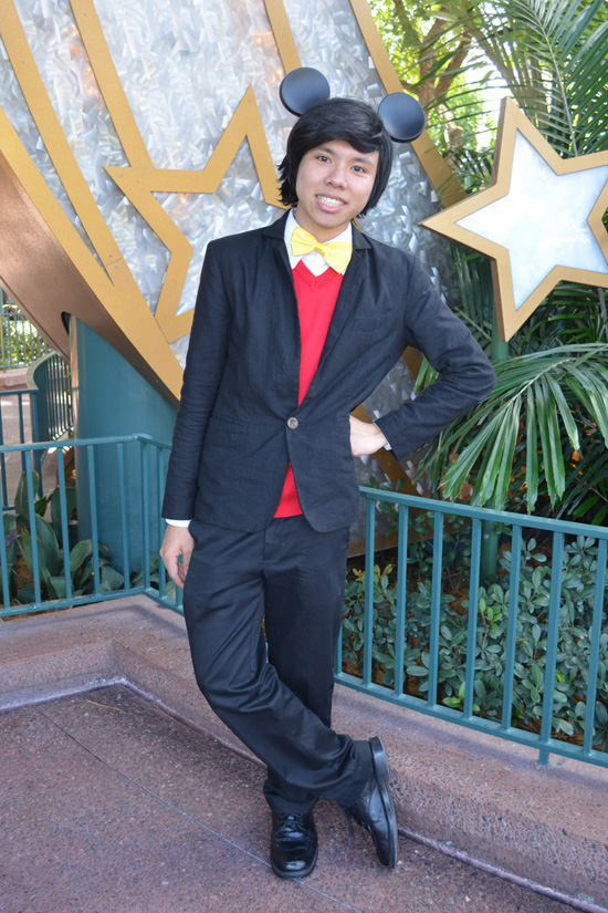 Mickey-Inspired Style at Disney's Hollywood Studios