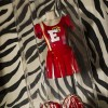 "Who has ""Wildcat Fever?"" This cheerleader outfit was part of the ""High School Musical 3: Senior Year"" wardrobe."