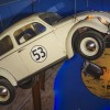 "Herbie,  a 1963 Volkswagen Beetle deluxe ragtop sedan, starred in several popular Disney films, starting with ""The Love Bug"" in 1969."