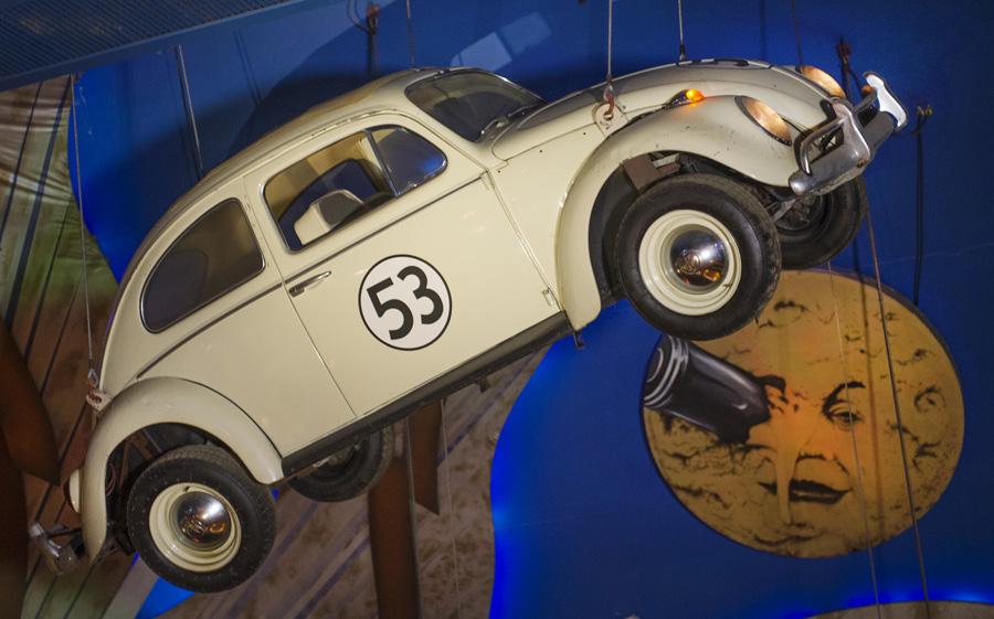 Memorabilia Memories At Planet Hollywood At Walt Disney