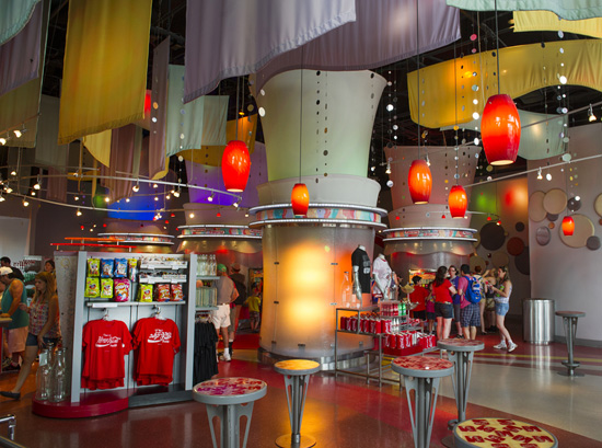 Epcot's Flavors of Club Cool Debuts Guarana Kuat, Inca Kola & Five Other Sodas Today