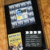 """Musical memorabilia, including this original slate board used in the 1995 Backstreet Boys video """"We've Got It Going On,"""" can be found throughout the venue.  (Did you know … Backstreet Boys will be performing at House of Blues on December 17, 2013; I suggest dinner at Planet Hollywood before the show!)"""