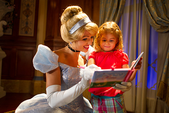 Princess Fairytale Hall Opened its Doors on September 18