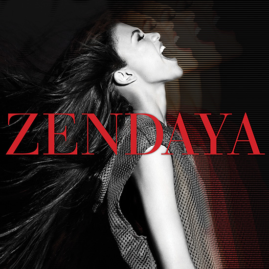 Self-titled CD, 'Zendaya,' from Zendaya of Disney Channel's 'Shake It Up'