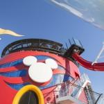 AquaDunk Water Slide on the Disney Magic