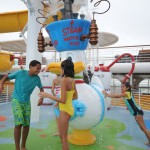 AquaLab Water Playground on the Disney Magic