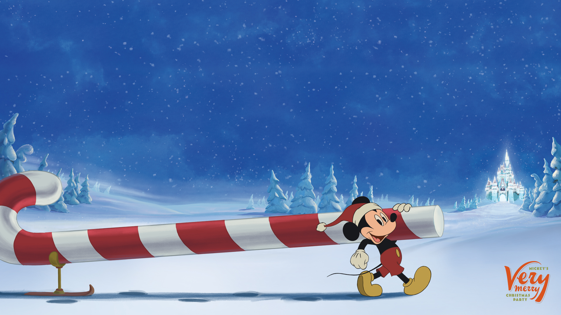 Animated Christmas Wallpaper For Ipad: Wallpapers « Disney Parks Blog